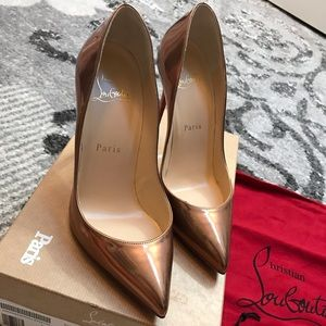 🖤SOLD🖤Christian Louboutin Pigalle 100mm size 36